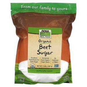 Экстракт из сахарной свеклы, Now Foods, 1361 г