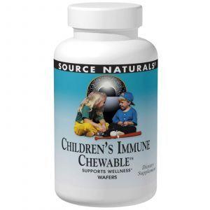 Укрепление иммунитета (для детей), Source Naturals, 30