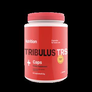 Трибулус, повышение уровня тестостерона, Tribulus TRS, AB PRO Nutrition, 120 капсул