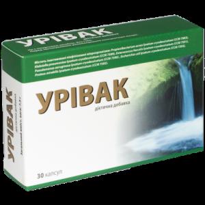 Уривак, здоровье мочеполовой системы, Bioveta, 250 мг, 30 капсул